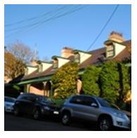 Termite Control - suburban-houses