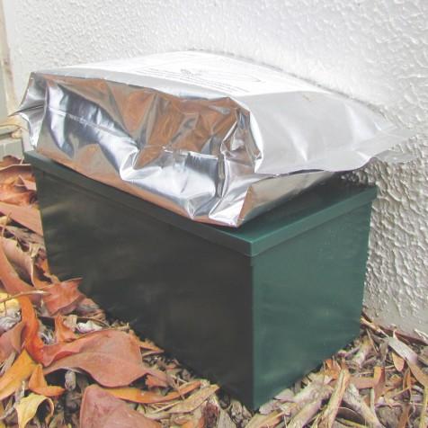 Termite Trap DIY Bait Pouchh & Monitor